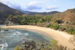 Indonesien Flores Koka Beach