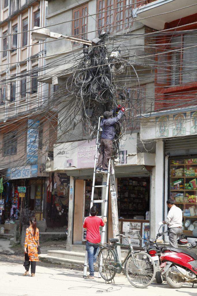 Nepal Elektrizität
