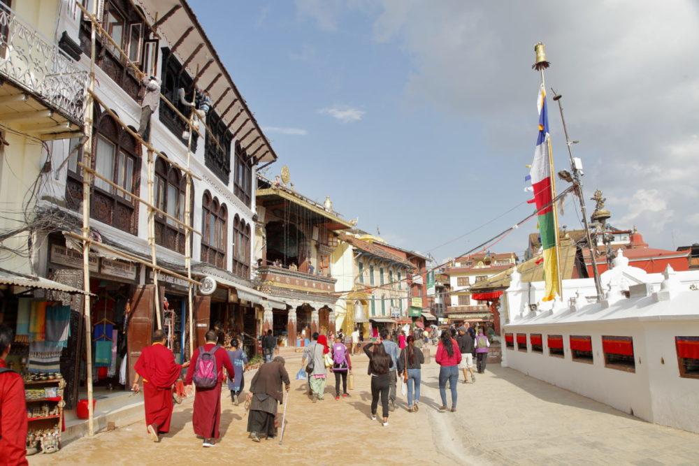 Nepal, Bodnath
