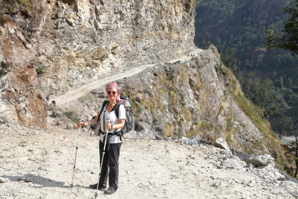 Nepal, Manaslu, Tsum Valley, Trekking, Wandern, Himalaya