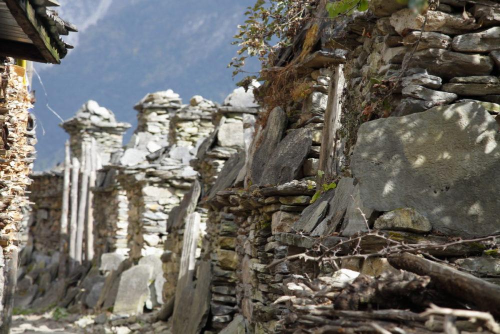 Nepal, Manaslu, Tsum Valley, Trekking, Wandern, Himalaya, Manisteine Nepal, manisteine