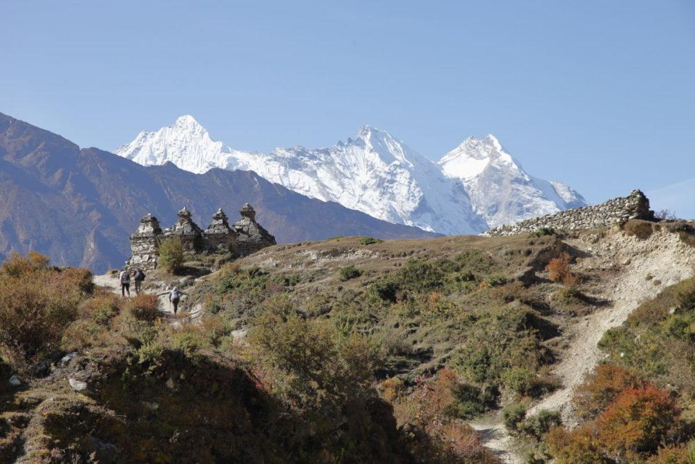 Nepal, Manaslu, Tsum Valley, Trekking, Wandern, Himalaya, chorten nepal, chorten, Stupa