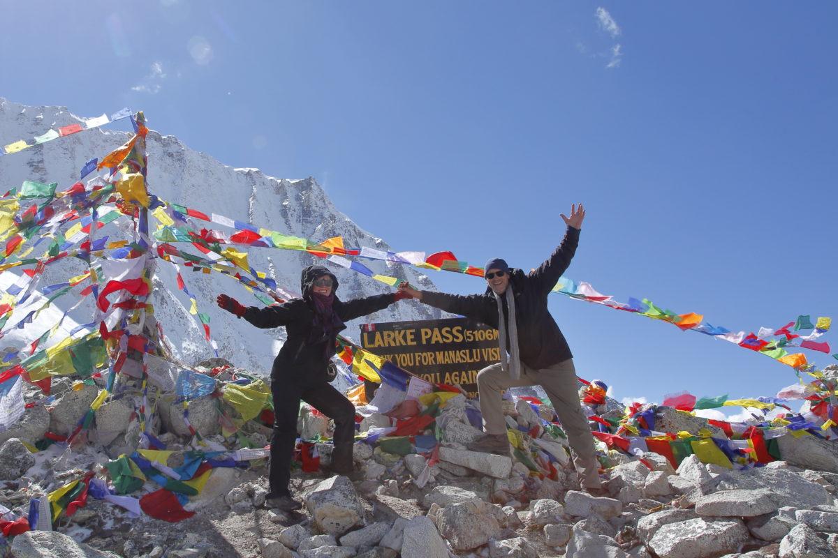 Nepal, Manaslu, Tsum Valley, Trekking, Wandern, Himalaya, Manaslu Pass