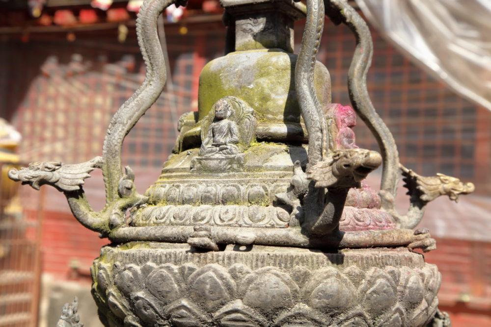 Nepal Kathmandu, Kathmandu Thamel, Tempel