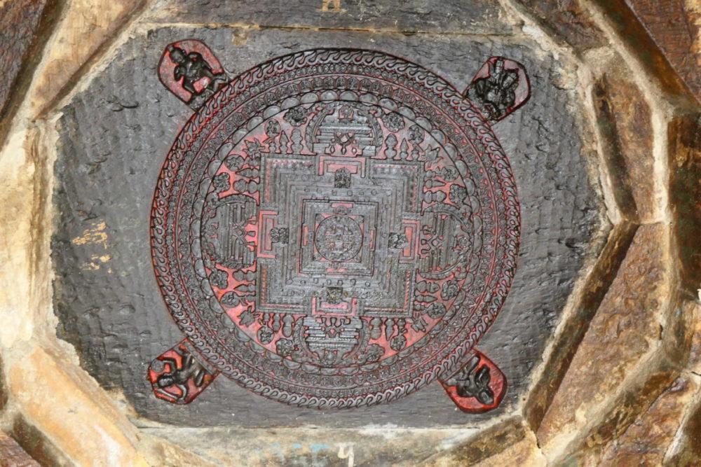 Nepal Golden Tempel, Mandala, Kathmandu
